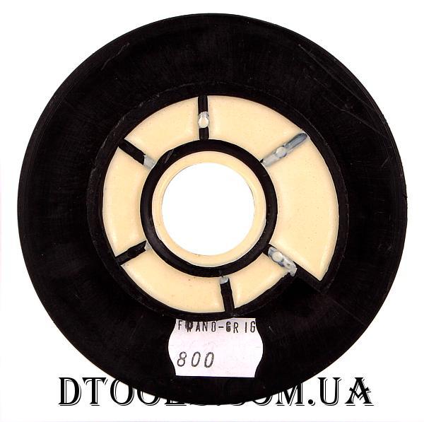 Ребристый полировальный круг для камня - 1
