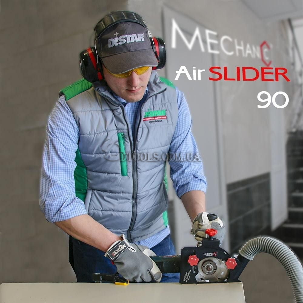 Насадка для болгарки 115-125мм Mechanic AirSlider 90 - 2