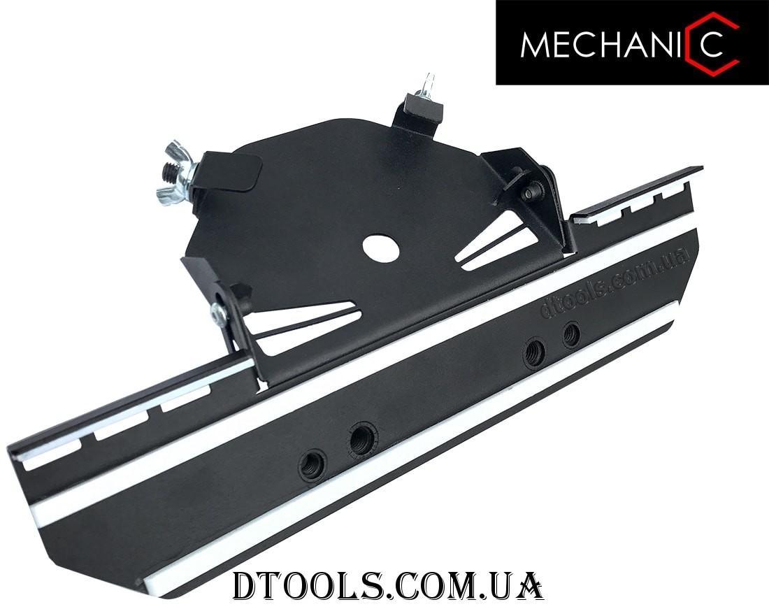 Насадка на болгарку Slider Mechanic для резки под углом 45° - 1