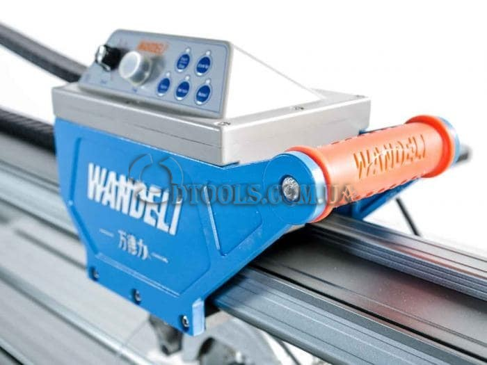 Электрический плиткорез WANDELI QX-ZD 1200 с автоматической подачей - 5