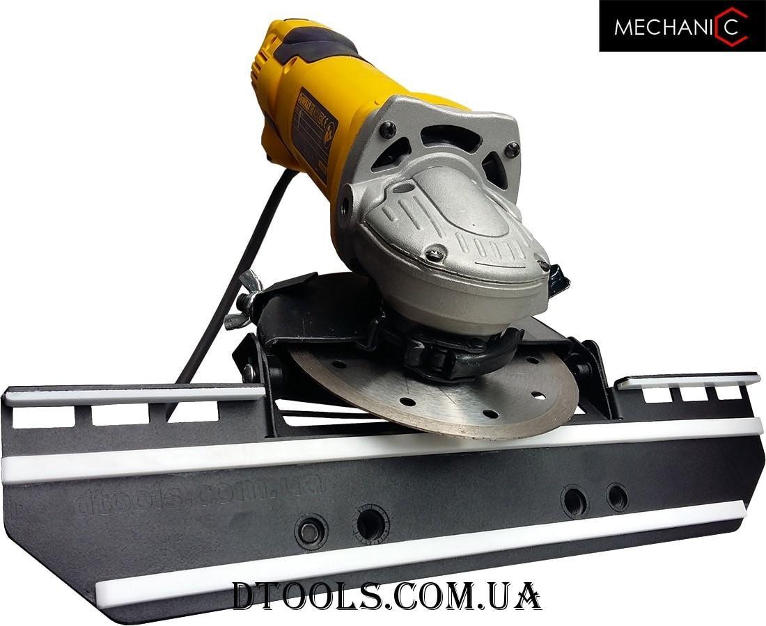 Насадка на болгарку Slider Mechanic для резки под углом 45° - 2