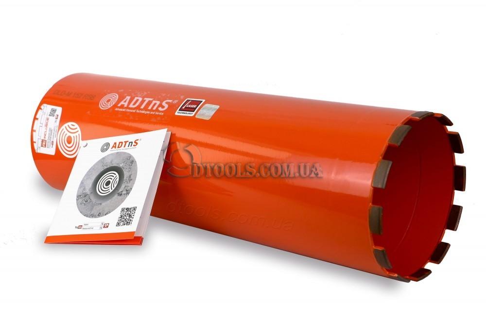 Алмазная коронка Adtns САМС-WM RS6 модульная - 1