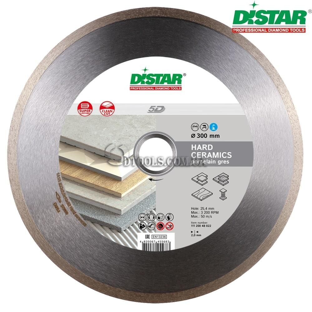 Круг алмазный Distar Hard Ceramics 1A1R - 3