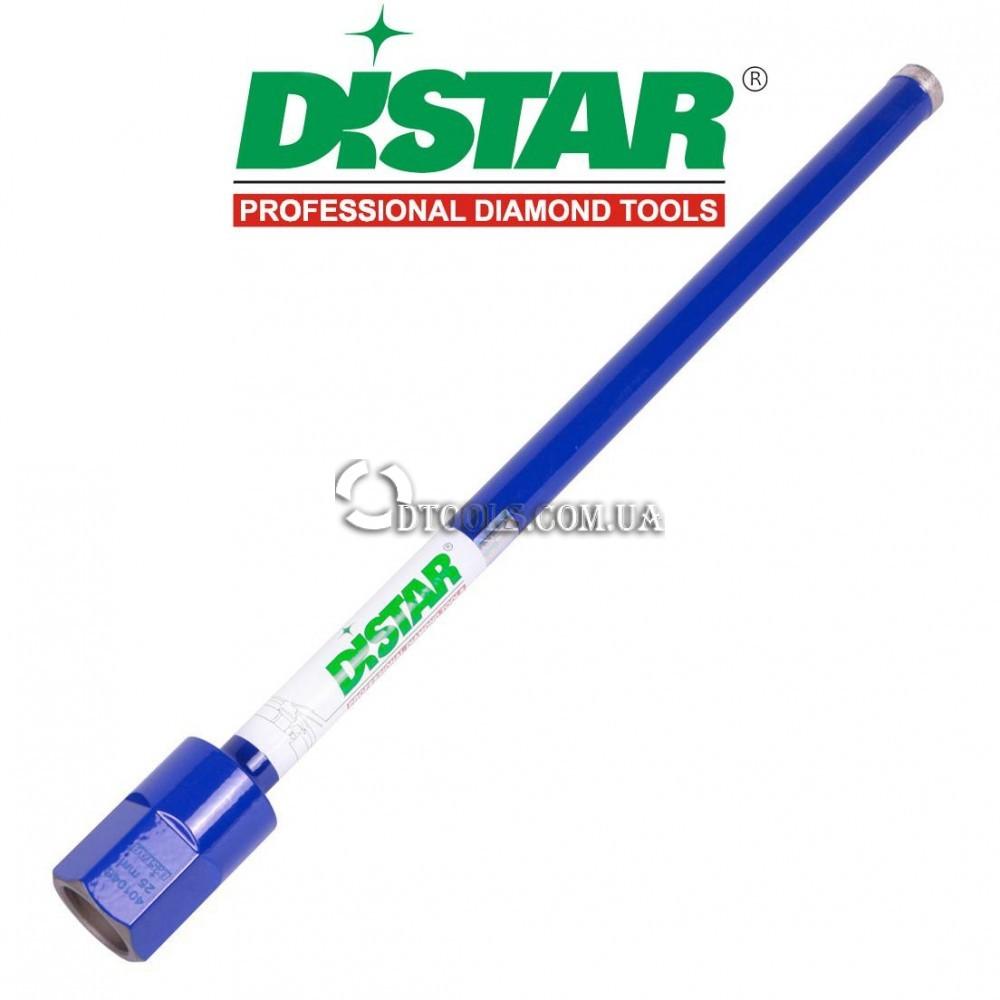 Алмазная коронка кольцевая Distar DDR-B 25 mm Железобетон - 1