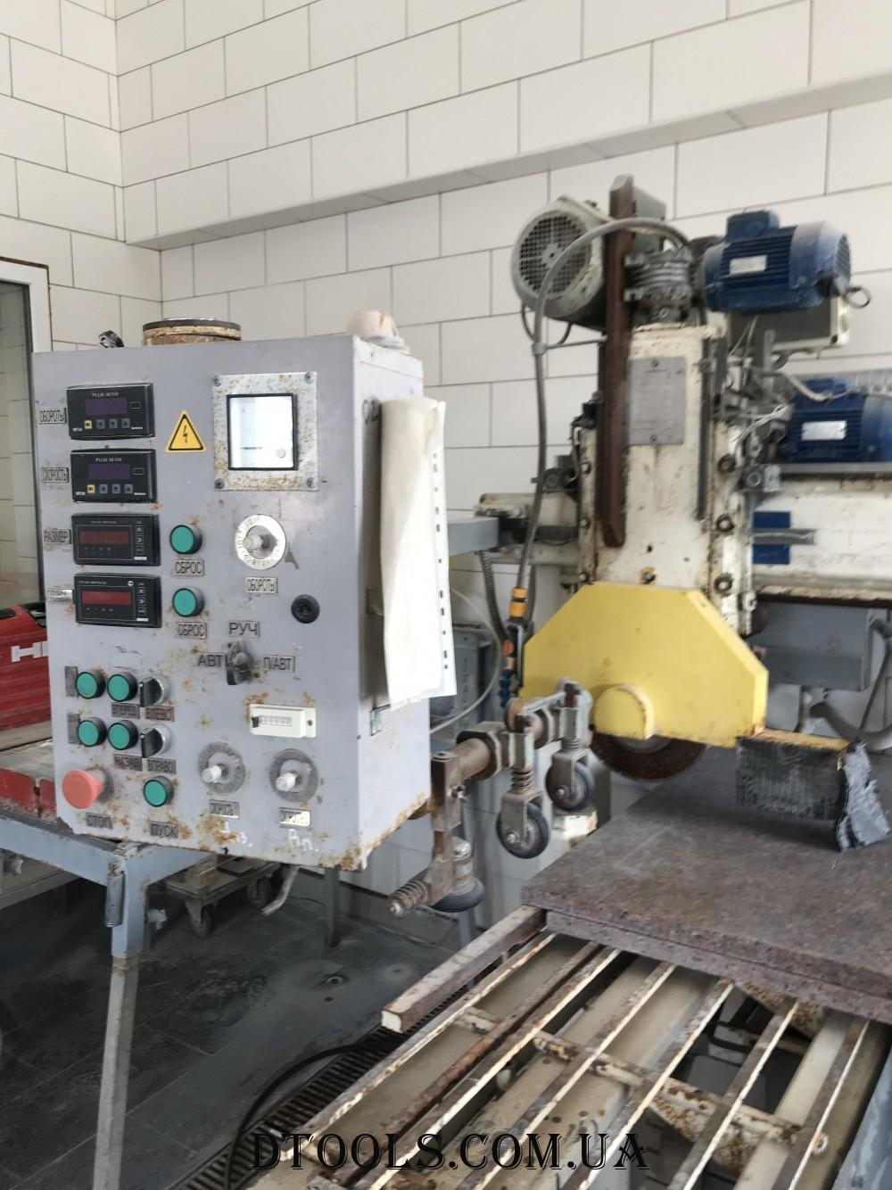 Плиткорез TS-500 Etalon широкоформатный станок - 1