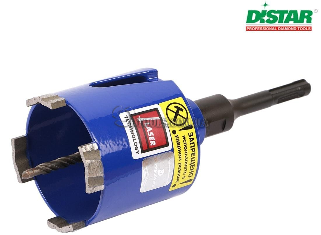 Алмазная коронка Distar САСС-W T-Бетон SDS+ - 1