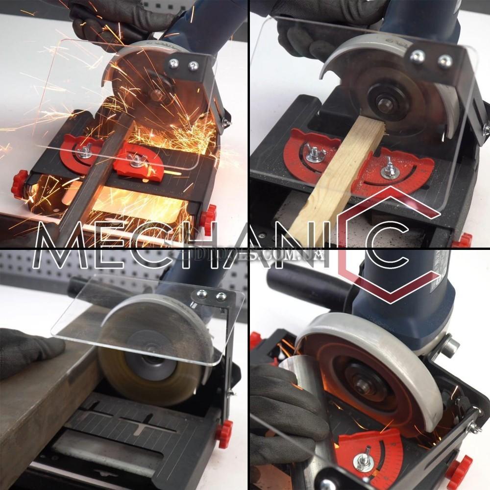 Слесарное приспособление для УШМ Mechanic Holder - 3
