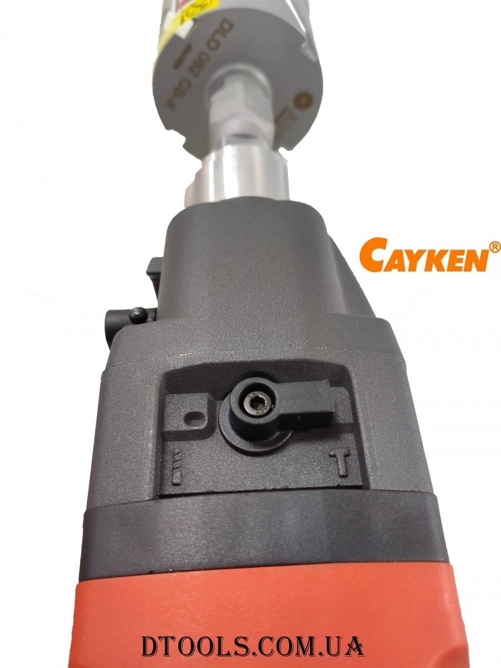Установка алмазного бурения с микроударом Cayken SCY-18/2PA - 3