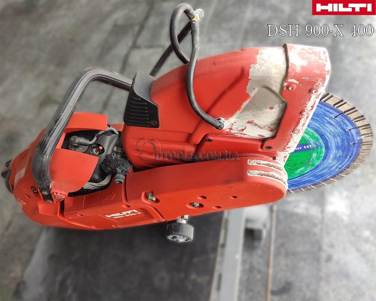 Бензорез Hilti DSH-900-X 40 Б/У - 1
