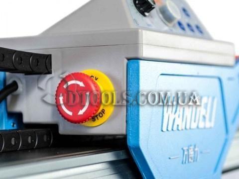 Электрический плиткорез WANDELI QX-ZD 1200 с автоматической подачей - 4
