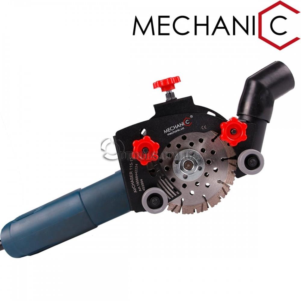 Насадка штроборез для УШМ 115-125 мм Mechanic Air Chaser - 2
