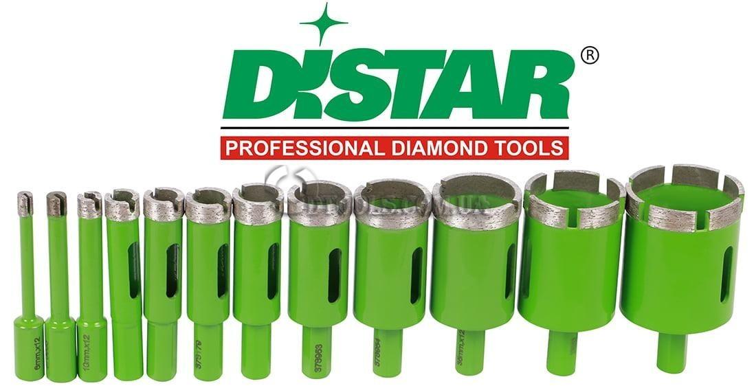 Алмазное сверло Distar Granite Active САМК - 1