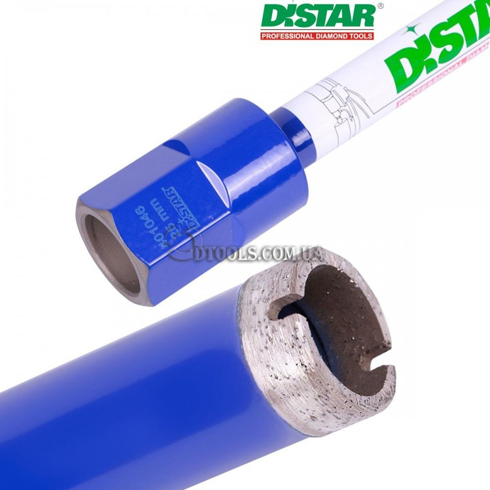 Алмазная коронка кольцевая Distar DDR-B 25 mm Железобетон - 2