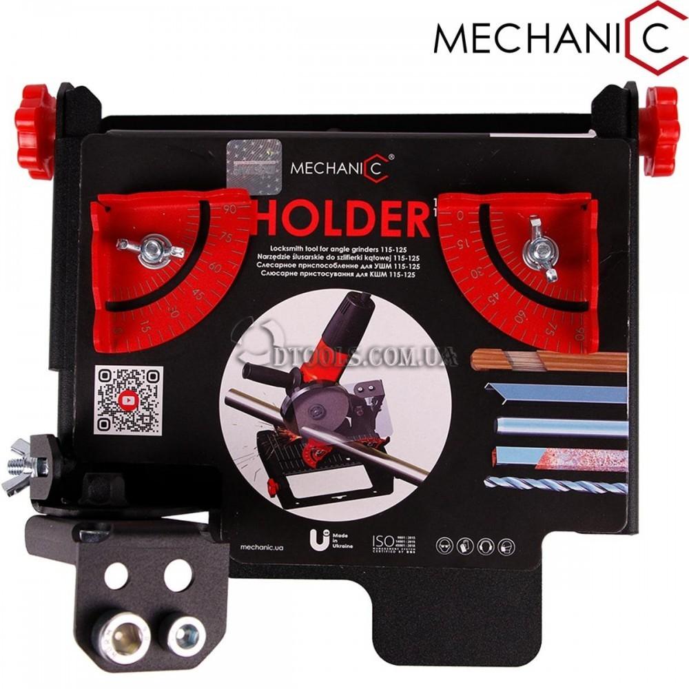 Слесарное приспособление для УШМ Mechanic Holder - 2