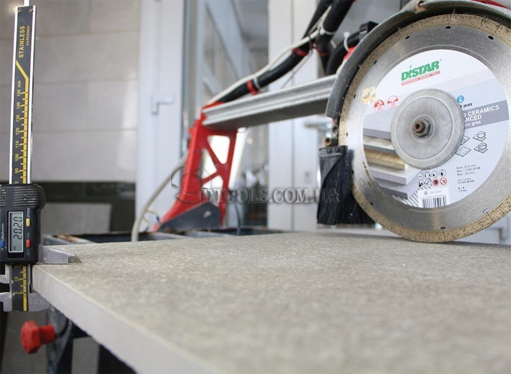 Алмазный диск Distar Hard Ceramics Advanced по керамограниту - 1