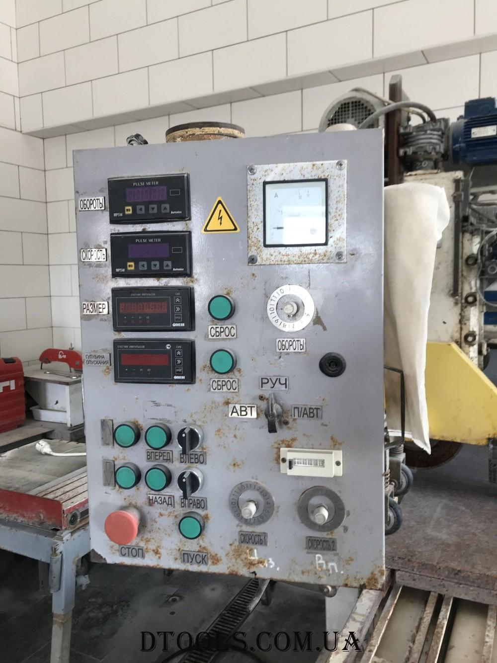 Плиткорез TS-500 Etalon широкоформатный станок - 2