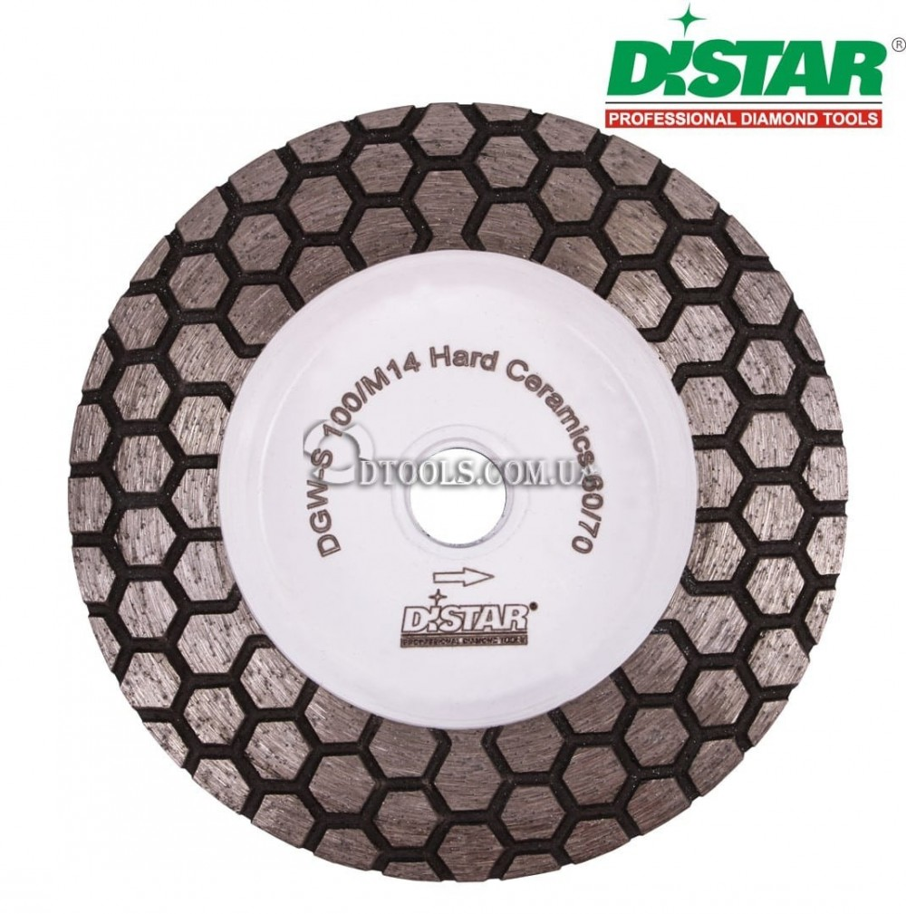 Фреза Distar DGM-S 100 mm Hard Ceramics